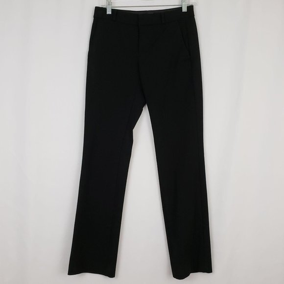 Banana Republic Women's Logan Dress Pants Black 0